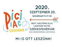 Pici Piac - a legkisebbek vására Fehérvár