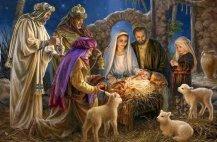 Vízkereszt - a karácsonyi ünnep vége