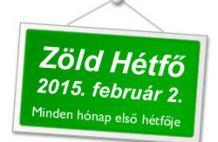 Zöld Hétfő webáruházunkban