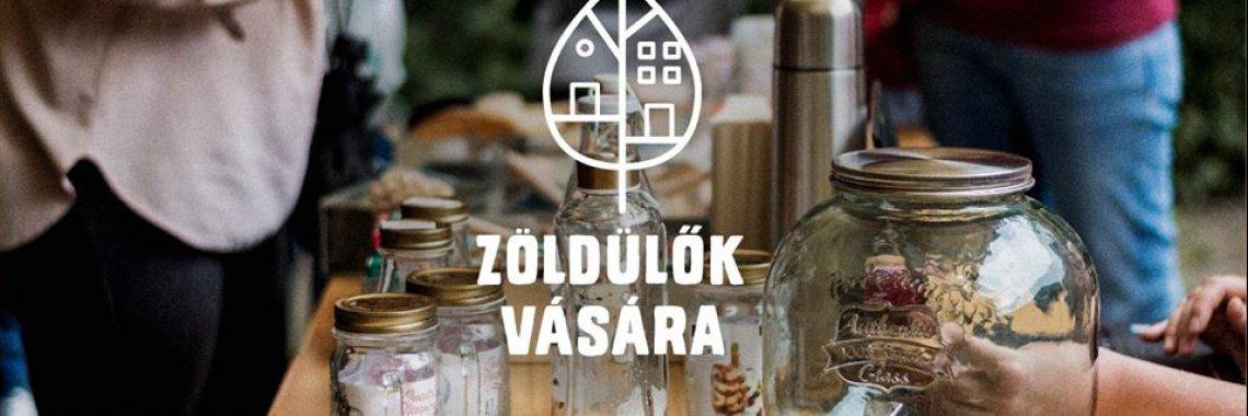 Zöldülők Vására - 2019. november 17. CEU Bp.