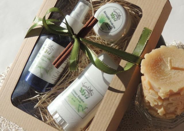 VeraNatura borsmentás ajándékcsomag férfiaknak (is)