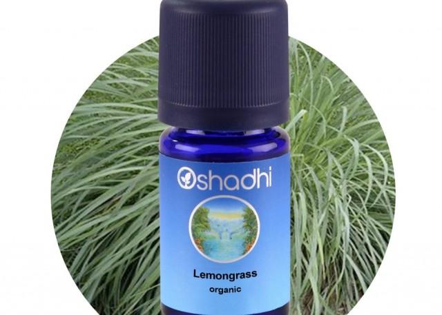 Lemongrass (citromfű) illóolaj bio